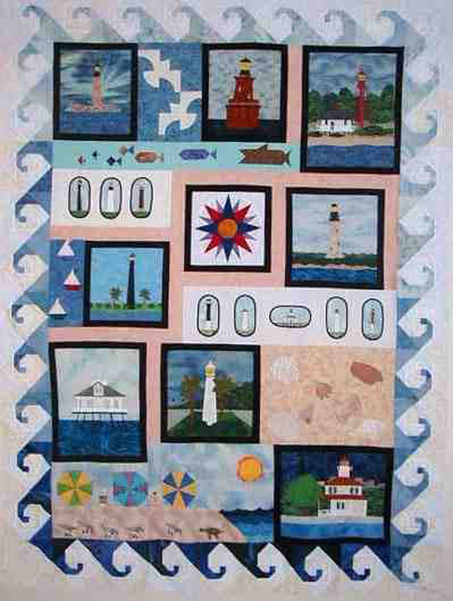 Stephanie Bryant's version of this quilt