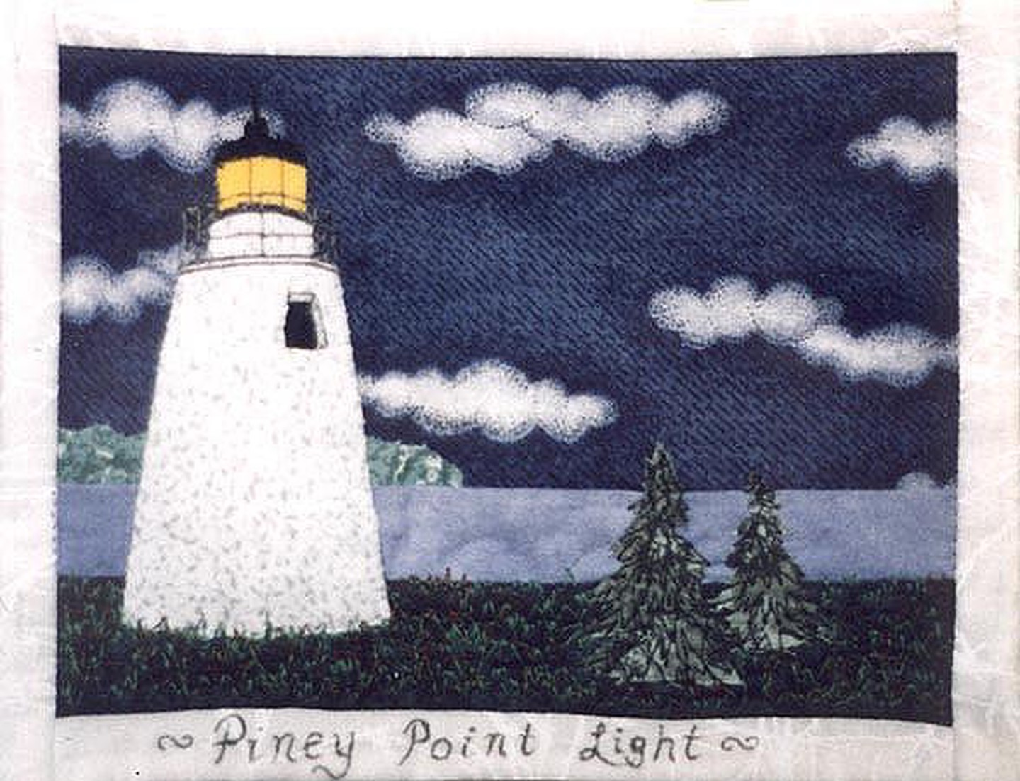Piney Point Lighthouse, Maryland