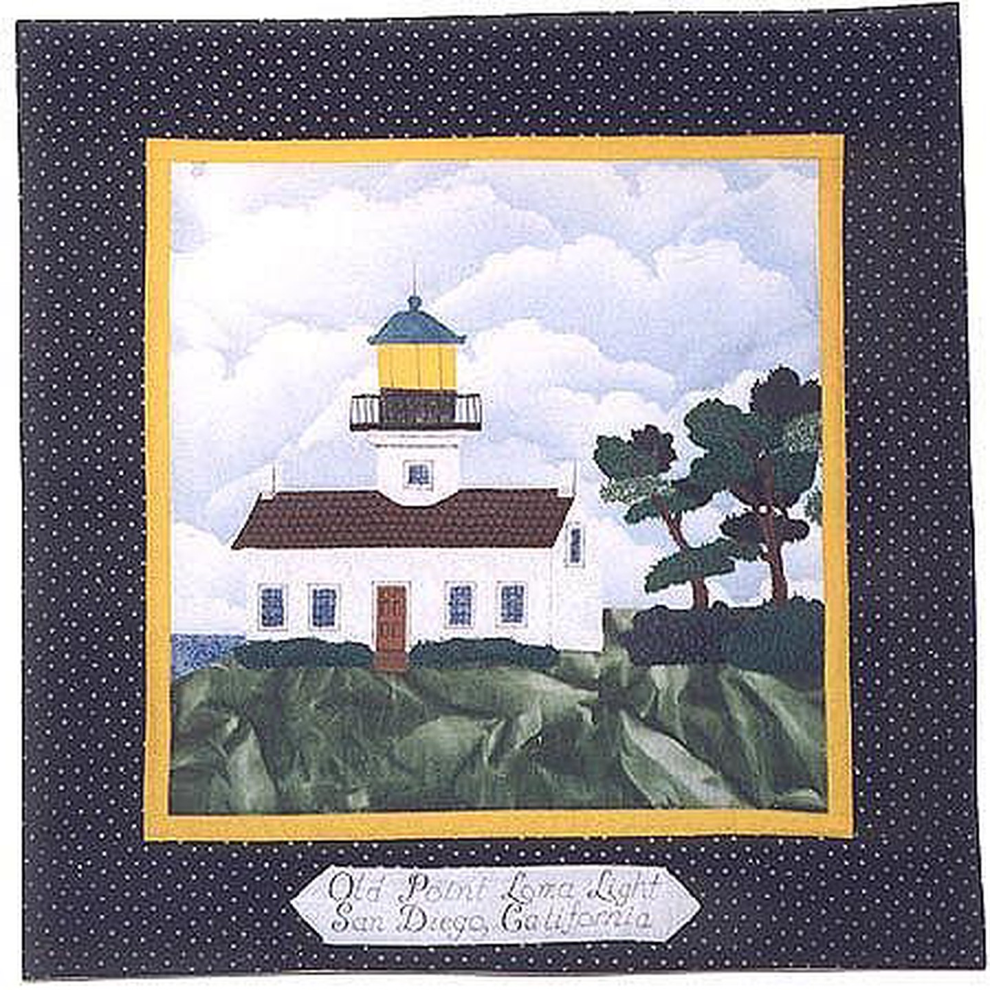 Old Point Loma Lighthouse, California