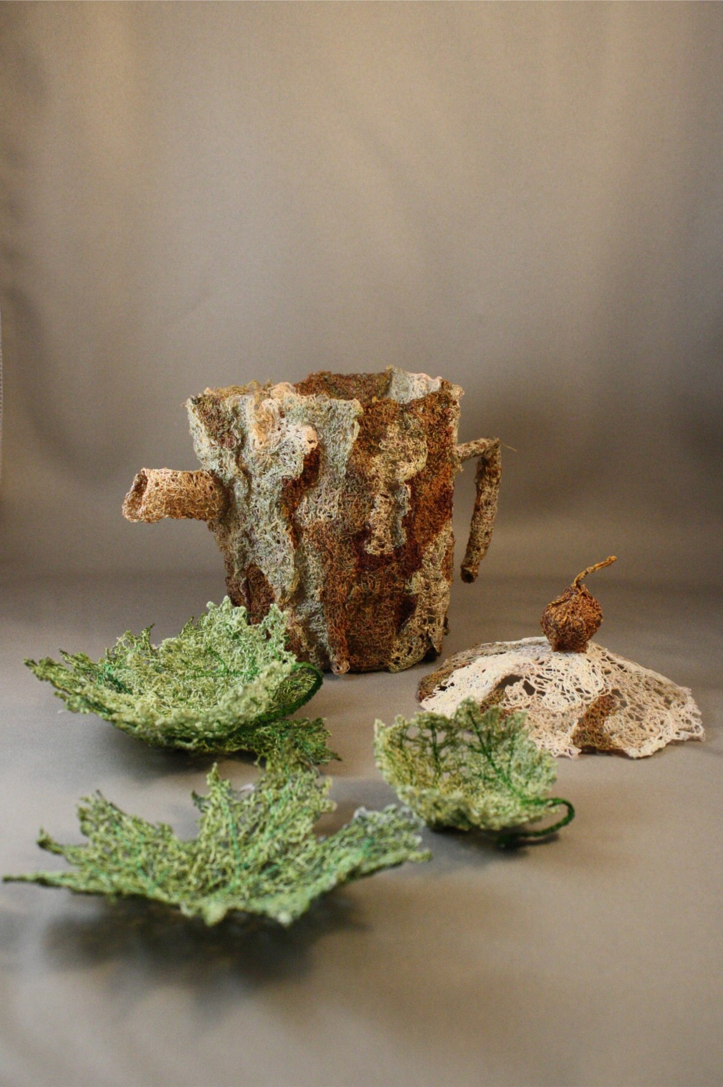 Sycamore Tree Tea Set pieces
